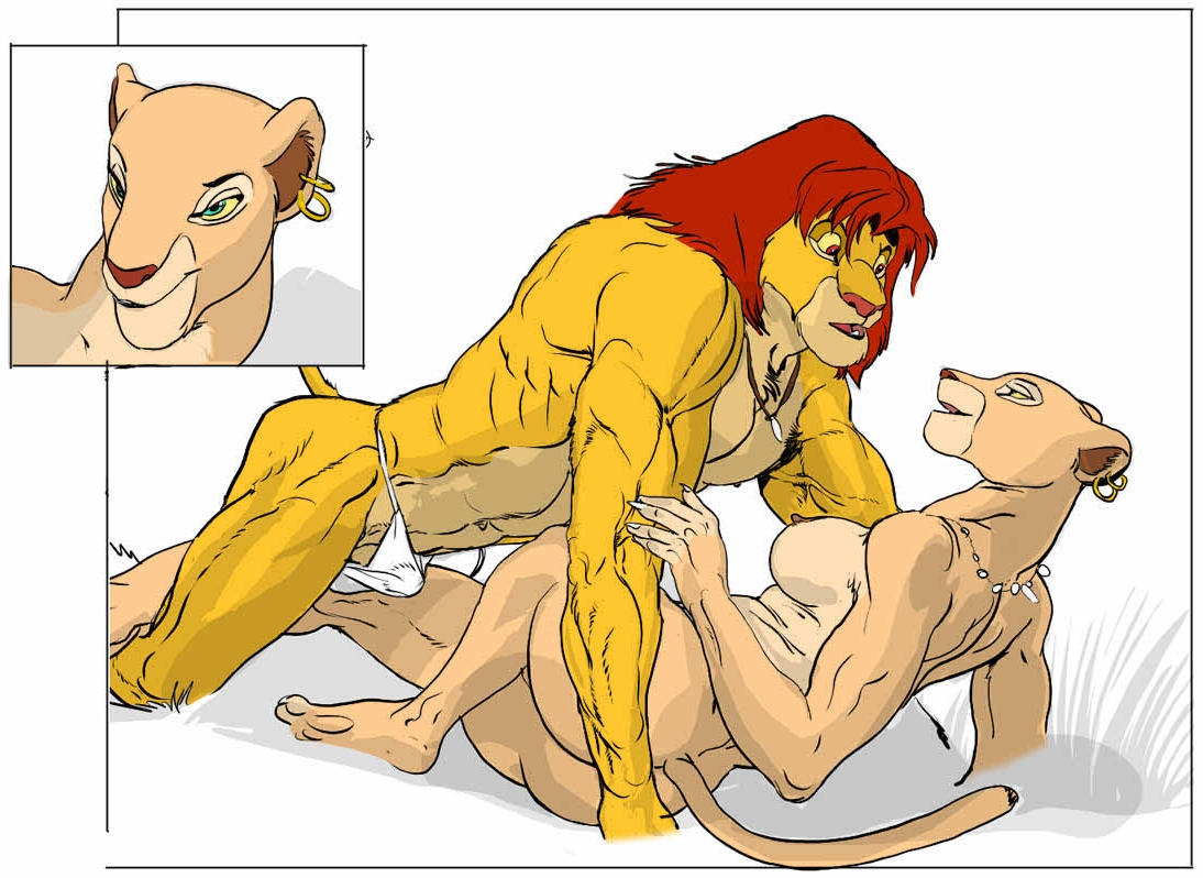 sexy nud lion king girls pictures