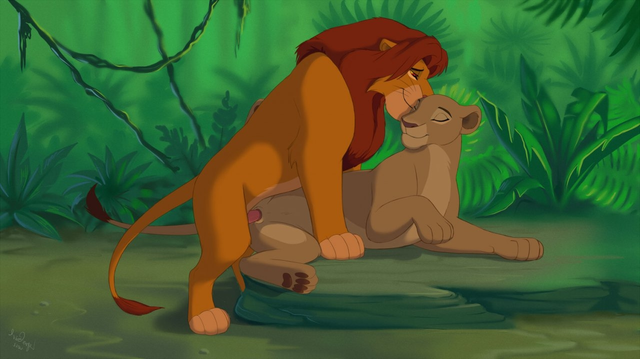 What necessary Lion king sex video apologise, but