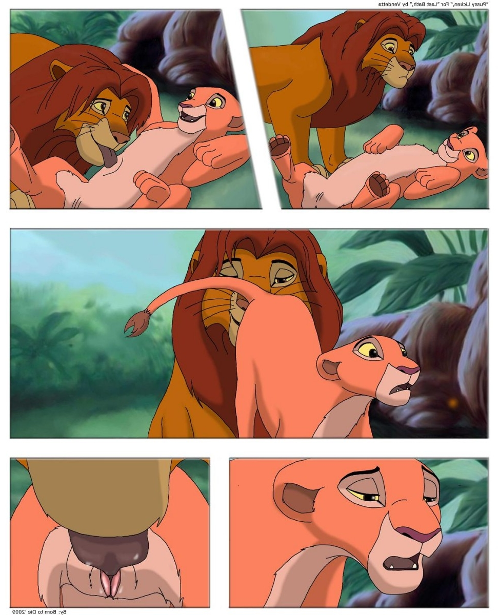 Authoritative Lion king porn comics