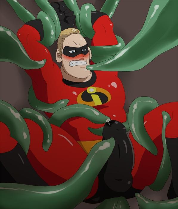 Gay Incredibles 100