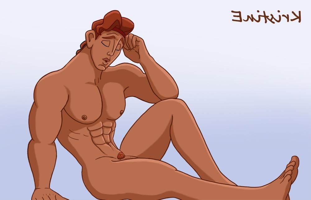 Nude Men Cartoons