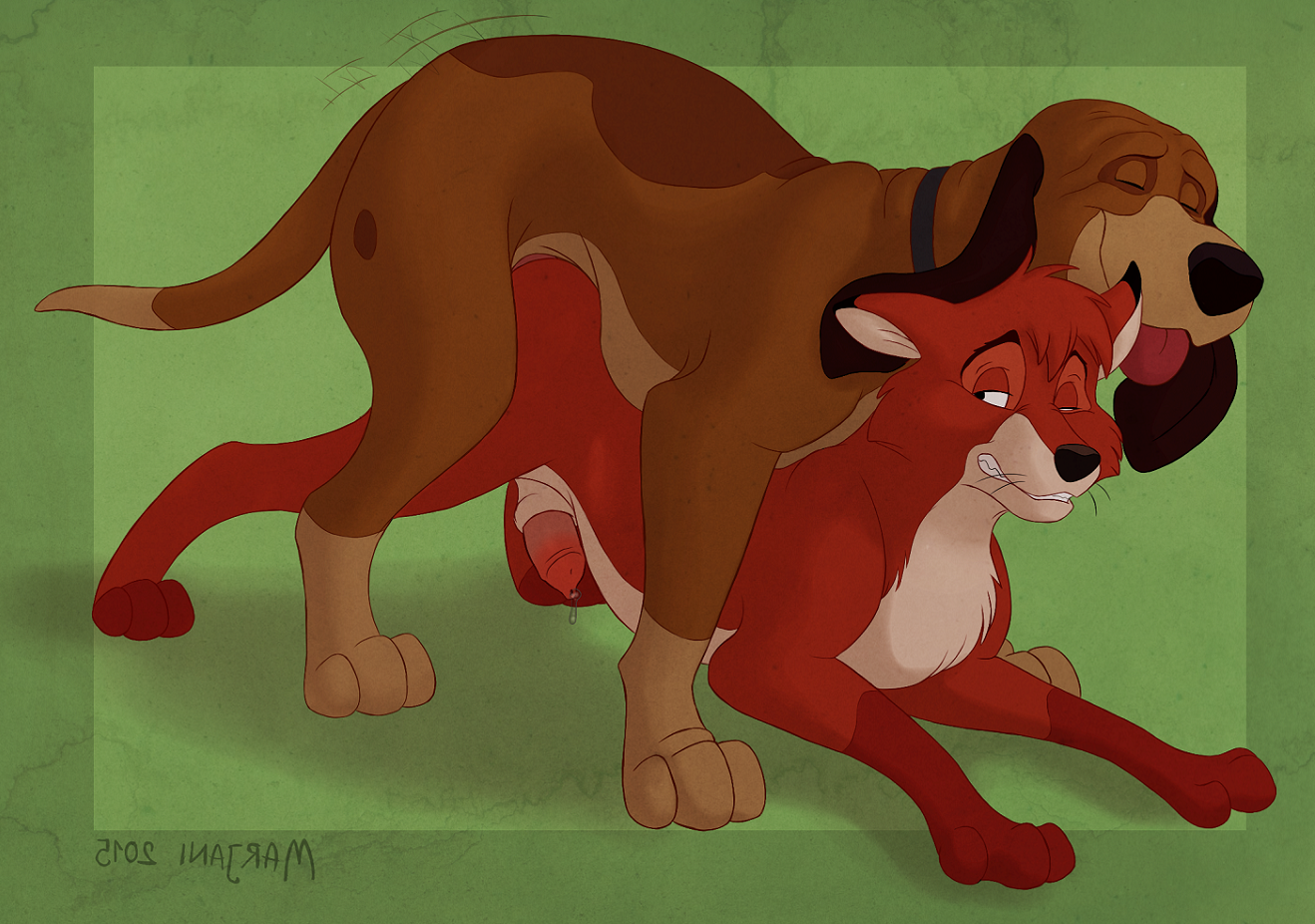 Like Fox and the hound porn video variant