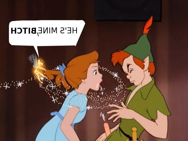 Sex in Disneys Peter Pan