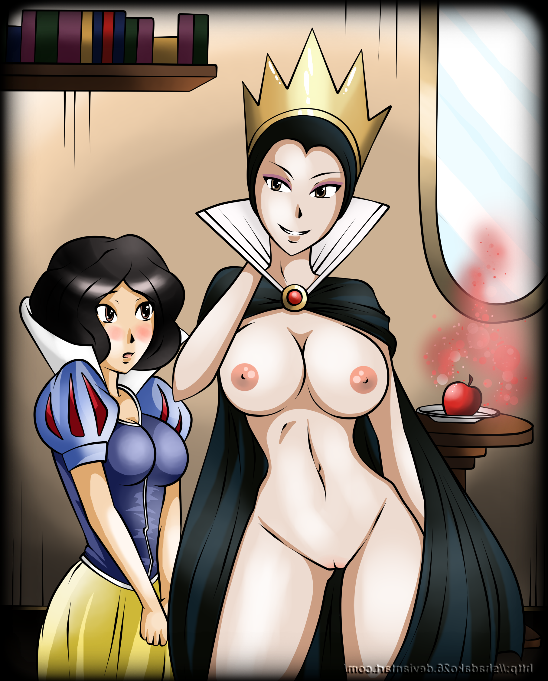 Snow White and the Seven Dwarfs Porn Pictures, XXX Photos
