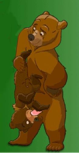 Brother bear fuck