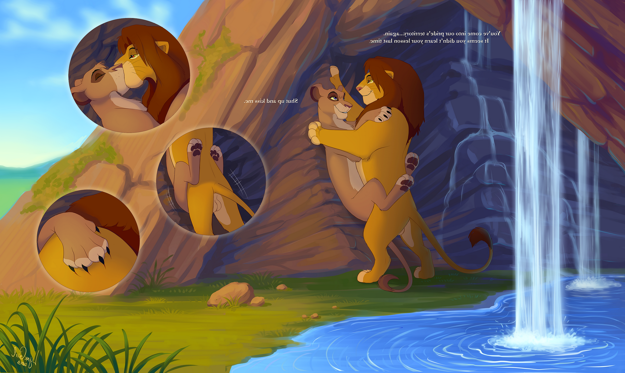 disneys lion king gay sex pics