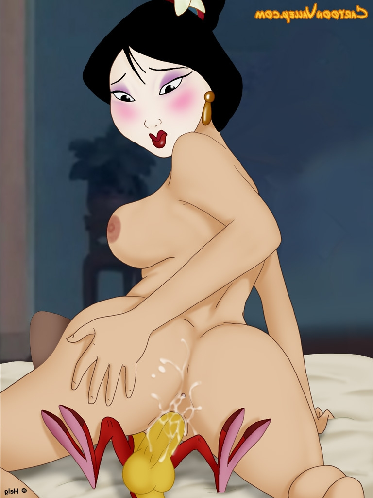 hentaicomics mulan