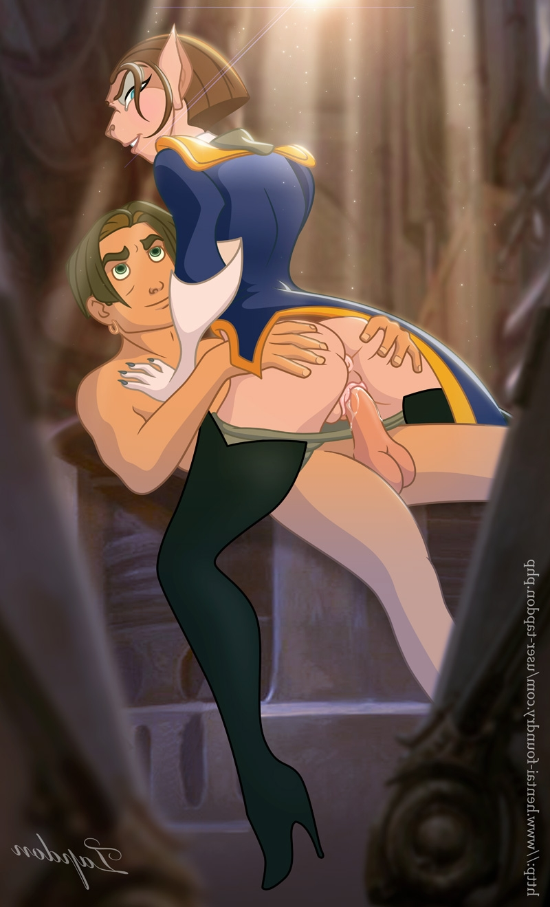 What? Treasure planet captain amelia porn apologise