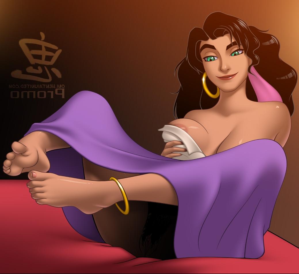 esmeralda porn