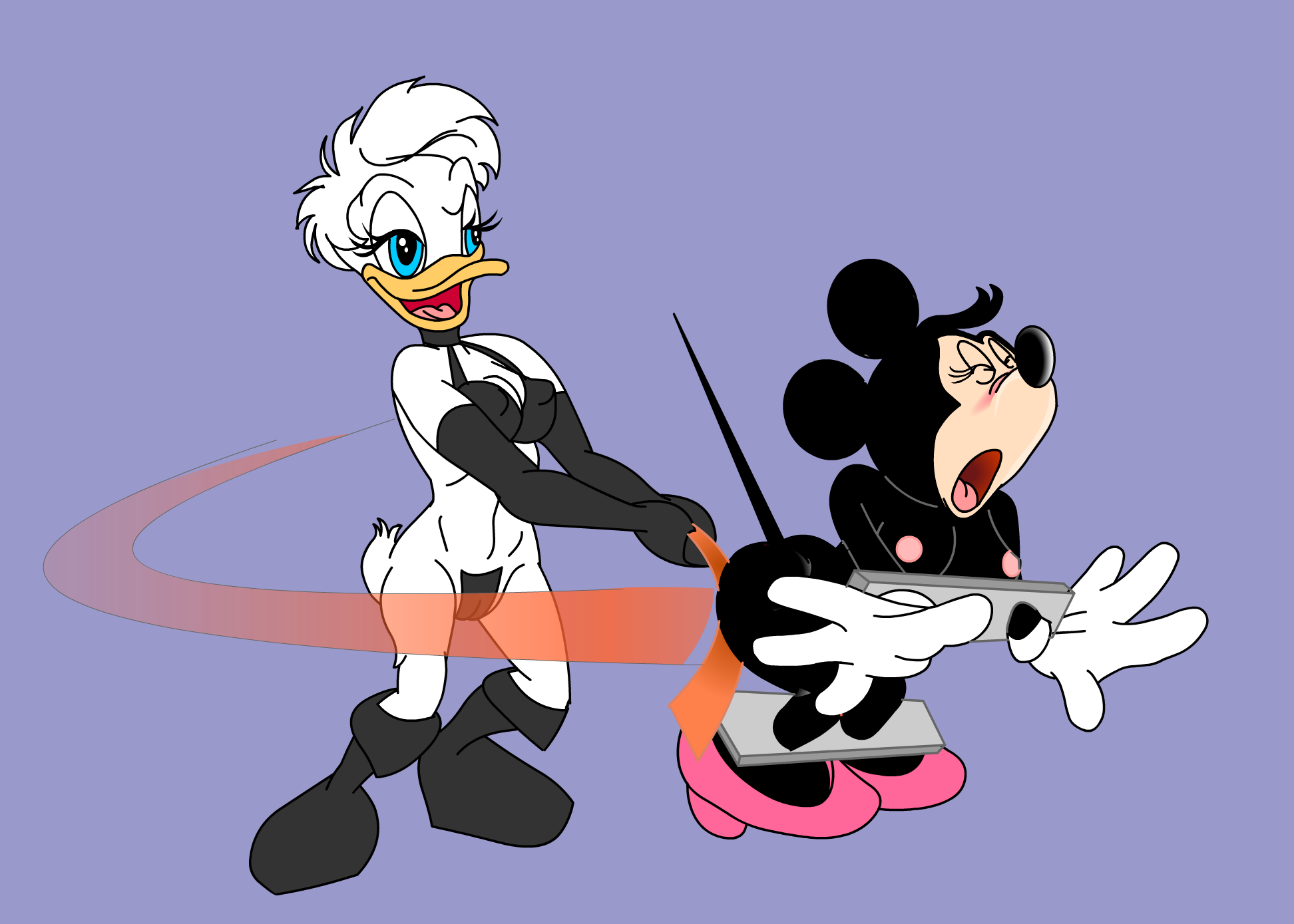 Mickey mouse minnie mouse disney porn anthro