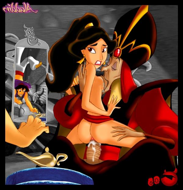 Jasmine and jafar porn