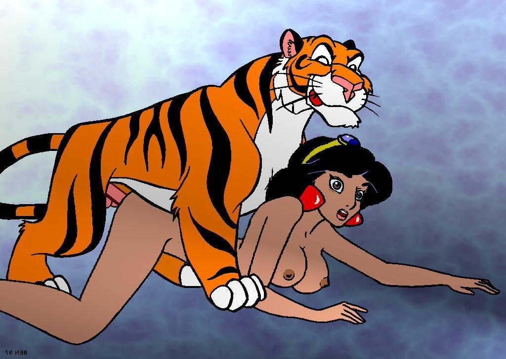 Порно видео tiger разделяю