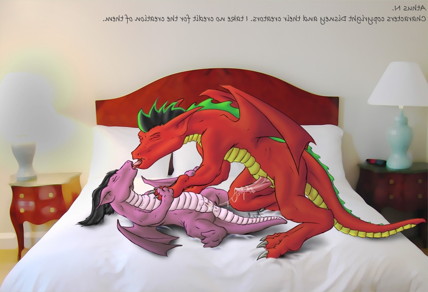 Nackt american dragons XXX Toon