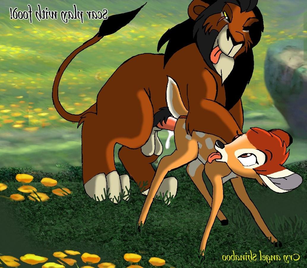The lion king xxx