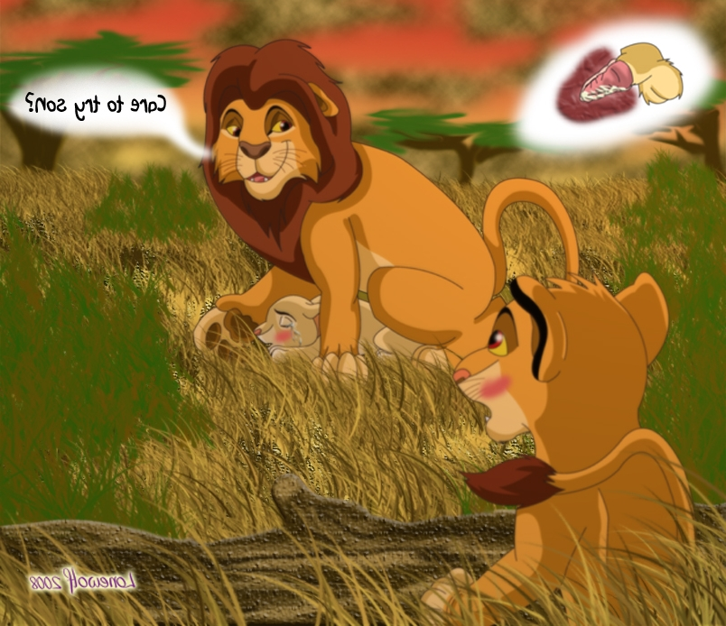 mufasa and sarabi sex