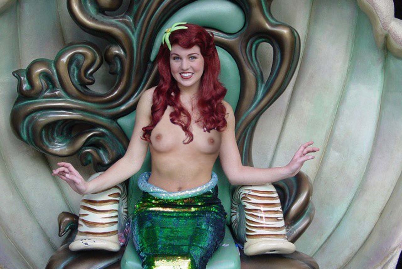 ariel the mermaid porn