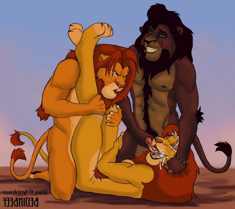 lion king porn free