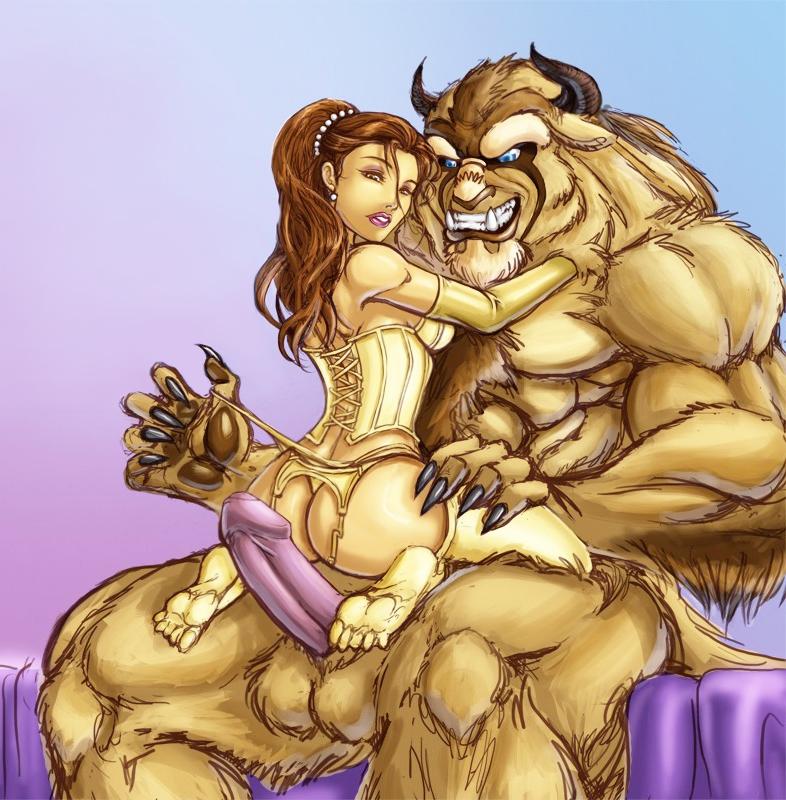 Erika Belucci Taming The Beast