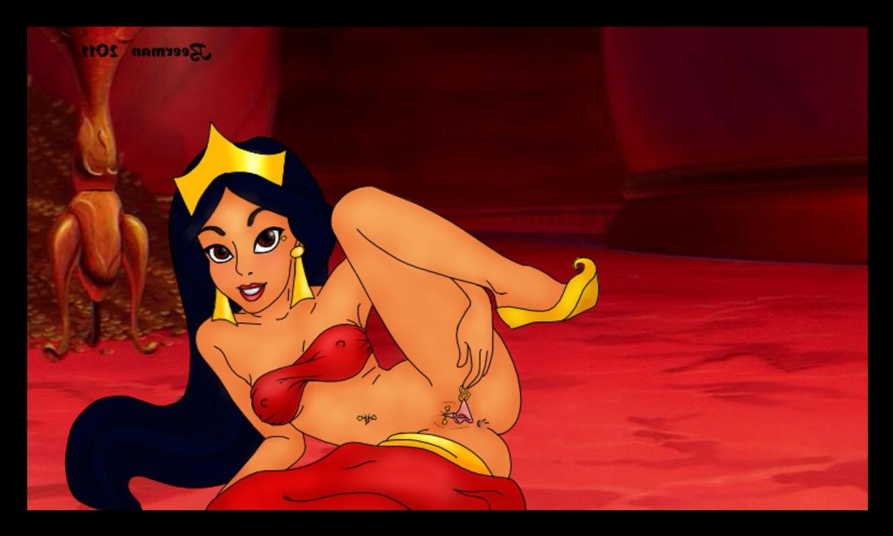 Aladdin genie gay sex