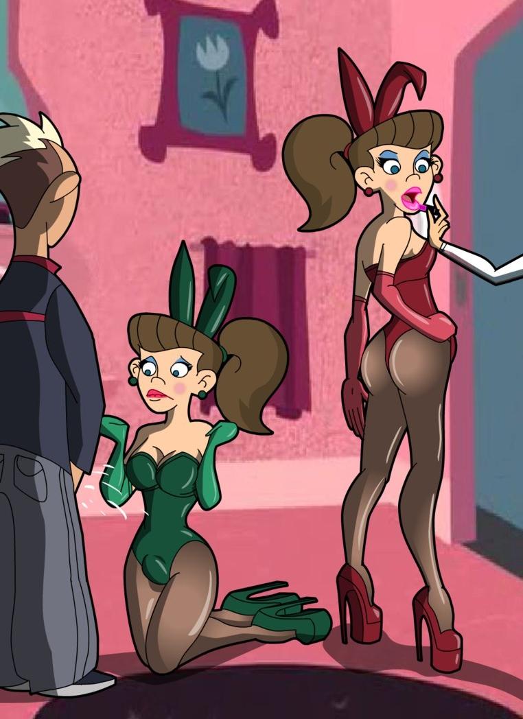 crossdressing cartoon videos