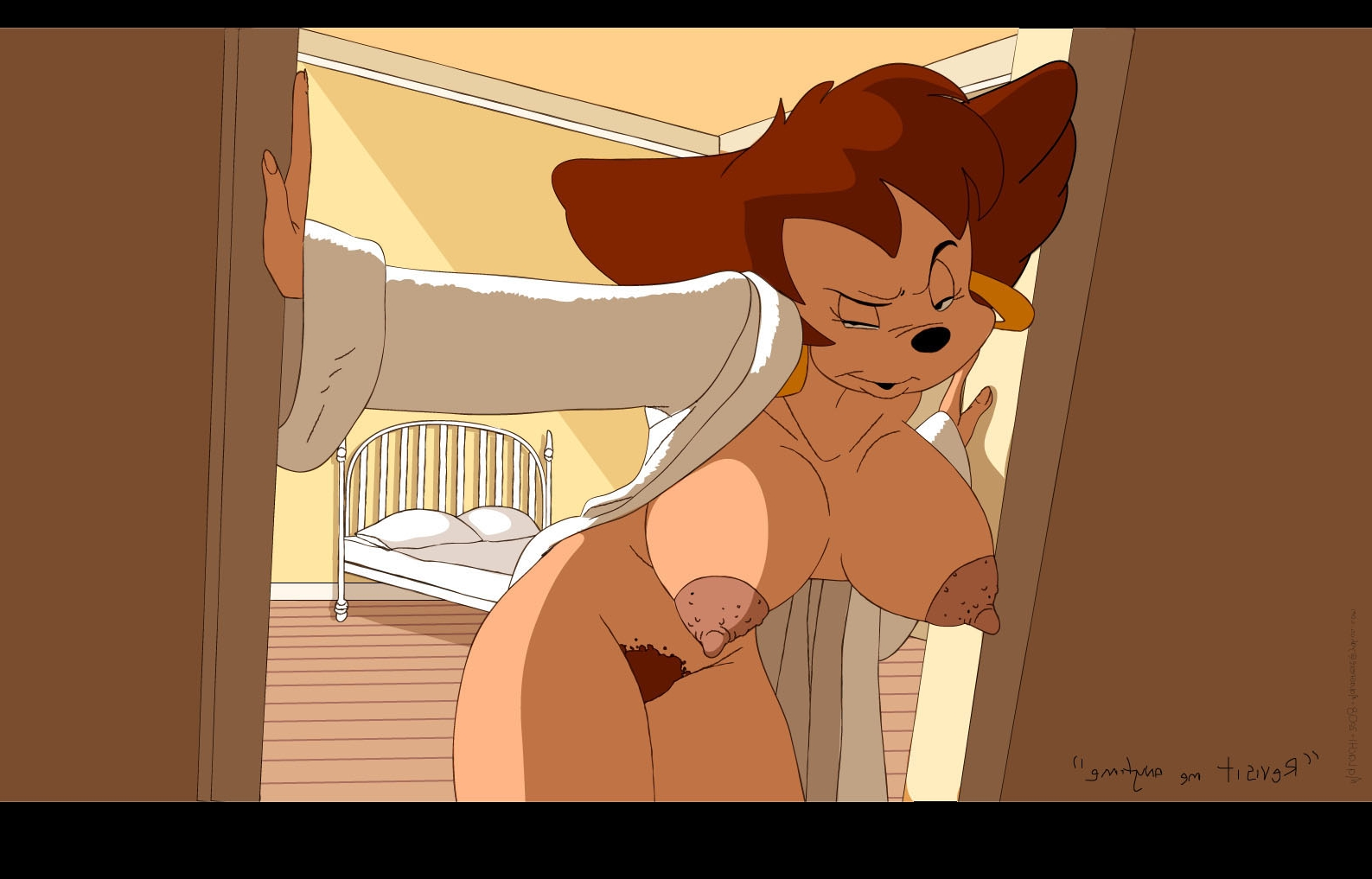Thaman she goofed goof troop ongoing