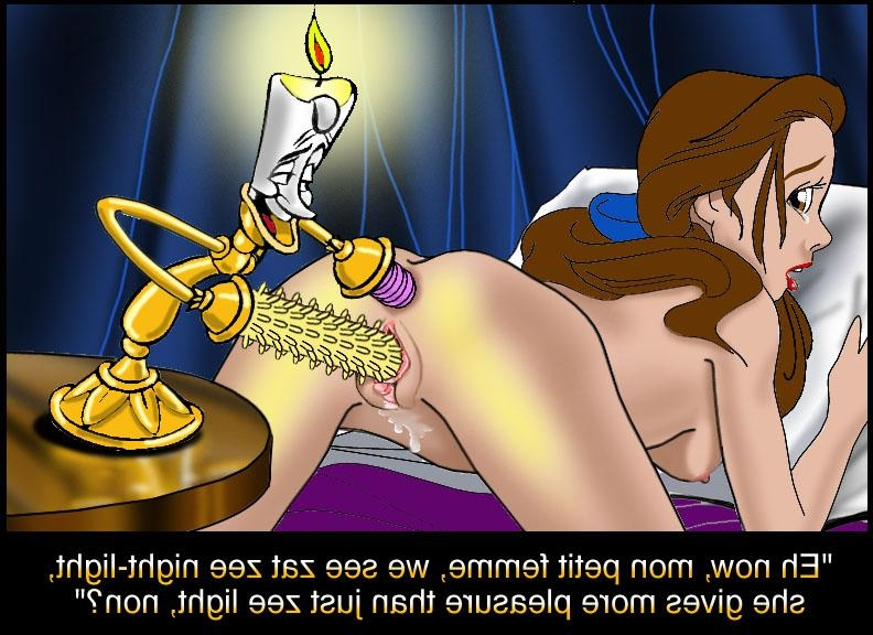 belle xxx oral sex with lumiere